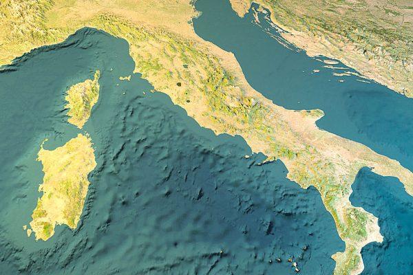 CARTOGRAFIA GEOLOGICA D'ITALIA. UNA LEGGE PER IL COMPLETAMENTO.