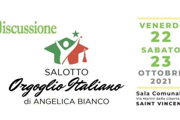 """AL VIA """"ORGOGLIO ITALIANO"""", IL SALOTTO DI ANGELICA BIANCO CHE RACCONTA LE ECCELLENZE ITALIANE."""